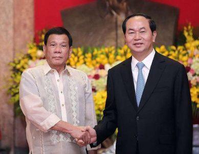 Филипины и Вьетнам становятся друзьями