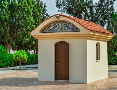 Православная часовня скоро откроется в Параньяке