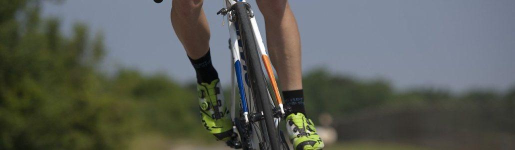 Филиппинка участвует в российской велогонке