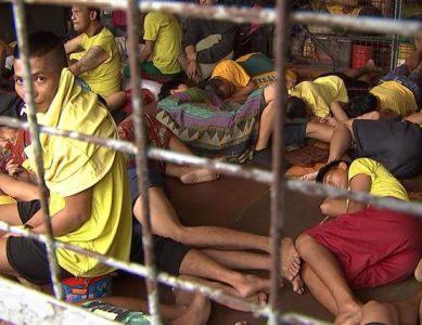 Тюрьмы переполнены