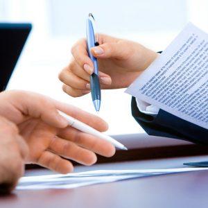 Проверка документов лежит на клиенте