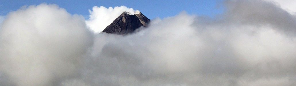 Извержение вулкана Mayon