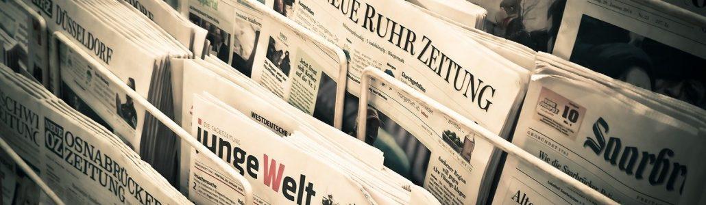 Проект газеты кратких новостей