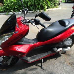 Бизнес по прокату мотоциклов на Филиппинах