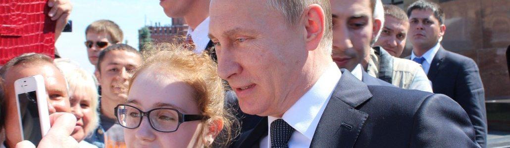 Президент: Мне нравится Путин